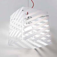 J'adore Suspension Lamp By Terzani - Terzani - Home Furnishings - Unica Home