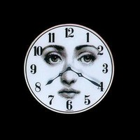 Wall Clocks  by Fornasetti - Fornasetti - Piero Fornasetti - Home Furnishings - Unica Home
