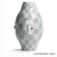 Conversation Vase By Jaime Hayon For Lladro - Lladro - Jaime Hayon - Home Furnishings - Unica Home