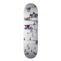 Skeleton Skateboard from Zazzle.com