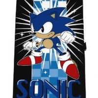 Sonic the Hedgehog: Sonic Ready! Hinged Style Wallet