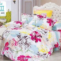 Twin XL Comforter Set - College Ave Dorm Bedding Extra Long Twin College Sleeping Girls Decor Cotton