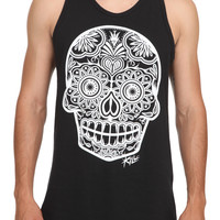 Kill Brand Sugar Skull Tank Top | Hot Topic