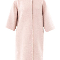 Collarless wool swing coat | Roksanda Ilincic | MATCHESFASHION...