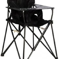 Ciao! Baby Portable Travel High Chair, Black:Amazon:Baby