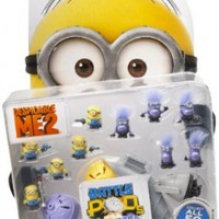 Despicable Me 2 Battle Pods Game:Amazon:Toys & Games