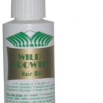 Wild Growth Hair Oil 4 Oz:Amazon:Beauty