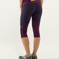 run: for your life crop | women's crops | lululemon athletica