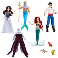Disney The Little Mermaid Deluxe Doll Gift Set | Disney Store