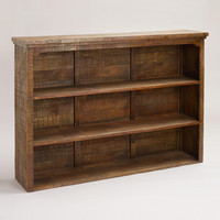 Clayton Rustic Hutch - World Market
