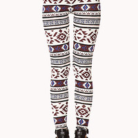 Folk Girl Leggings