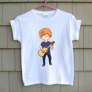 ed sheeran t shirt from elbell apparel from. Black Bedroom Furniture Sets. Home Design Ideas
