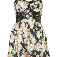 Photo Daisy Corset Tunic - Dresses - Clothing - Topshop USA