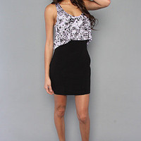 Karmaloop.com - Global Concrete Culture - The Mickey Dress in Aztec by DV by Dolce Vita