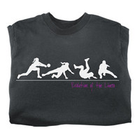 EVOLUTION OF LIBERO TEE - Volleyball.Com