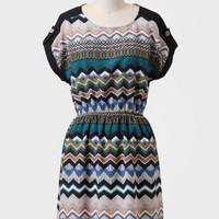 Estero Bluffs Printed Dress
