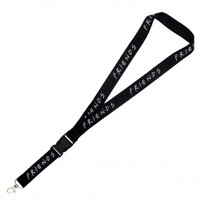 Friends Logo Lanyard
