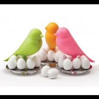 INFMETRY:: Sparrow Egg Magnets - Gifts