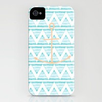 anchors iPhone Case by Taylor St. Claire | Society6