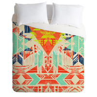 DENY Designs Home Accessories | Pattern State Nomad Dawn Duvet Cover