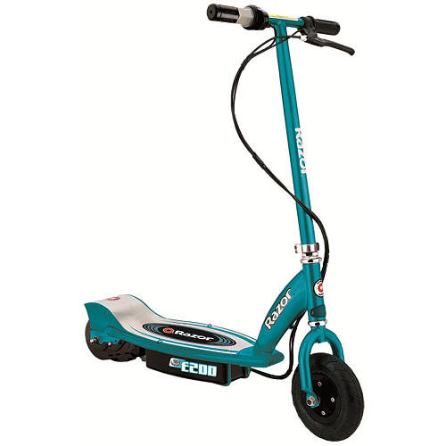 Razor E200 Electric Scooter - Teal from TOYSRUS