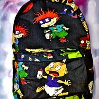SWEET LORD O'MIGHTY! Rugrats Backpack