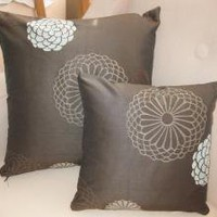 A Couple of Lovely cushion covers in 18 and 12 by Lilybethgoodies