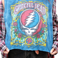 Grateful Dead Crop Top | Tarte Vintage