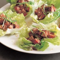 Lettuce Tacos with Grilled Sesame Beef   Williams-Sonoma