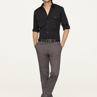 James Stretch-Twill Pant
