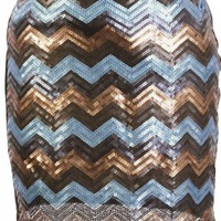 The Sequin Night Skirt