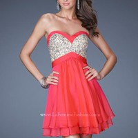 La Femme 19458 at Prom Dress Shop