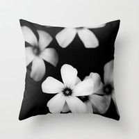 new beginnings Throw Pillow by ingz