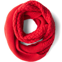 Chill Out on the Town Scarf in Red | Mod Retro Vintage Scarves | ModCloth.com
