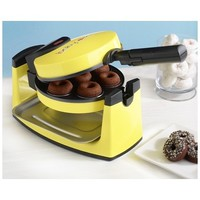 Babycakes Donut Maker - Yellow DN-76R