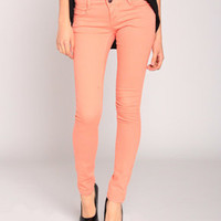 Iris Supersoft 1040 Jeans in Coral