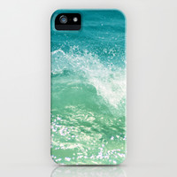 Nature of the sea... iPhone & iPod Case by Lisa Argyropoulos