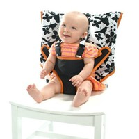 My Little Seat Infant Travel High Chair, Coco Snow, 6 Months:Amazon:Baby