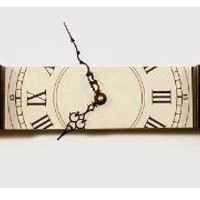 Sliced Grandfather Clock - Lazybone