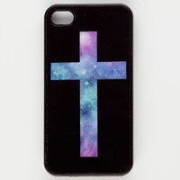 Galaxy Cross iPhone 4/4S Case