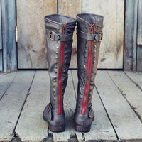 Freestone Boots in Gray