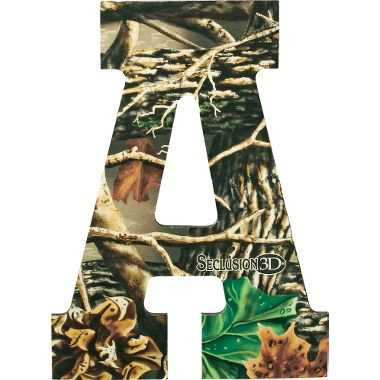 Camo Letters Wall Art Cabela 39 S From Cabela 39 S
