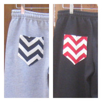 Custom Pocket Sweatpants