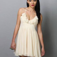 Moon Terrace Creme Dress - $59.00