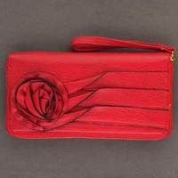 Rose Boutique Red Wallet - $19.00 : Fashion Sale Accessories at LuLus.com