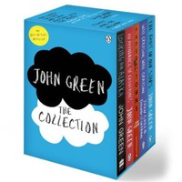 John Green – The Collection: The Fault in Our Stars / Looking for Alaska / Paper Towns / An Abundance of Katherines and Will Grayson [Paperback]