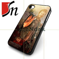 Daryl Dixon for iPhone 4/4s Case, iPhone 5 Case, Samsung Galaxy s3 i9300 and s4 i9500 case