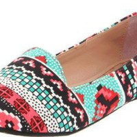 Betsey Johnson Women's Brritney Ballet Flat