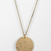 Urban Outfitters - Constellation Pendant Necklace