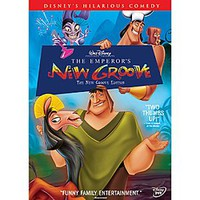 The Emperor's New Groove DVD | Disney Store